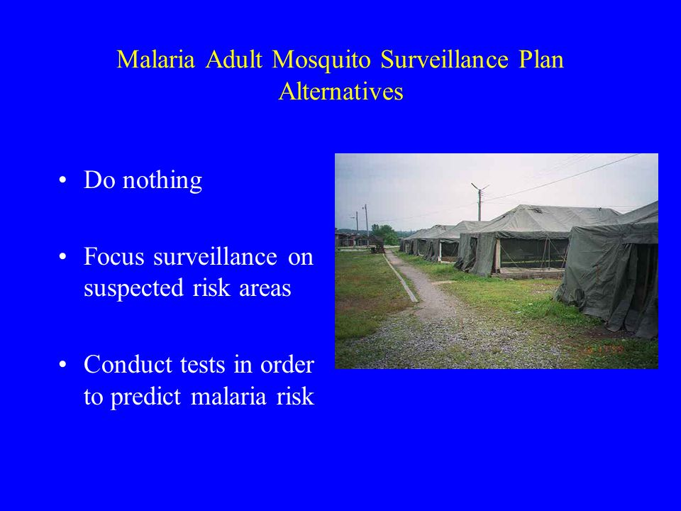 Malaria VecTOR Kit Procedure Continued: –Remove test strip (dipstick) from container Replace desiccant cap on canister to protect remaining test strips –Label pool number on the back side of test strip –Place test strip in tube labeled with corresponding pool number