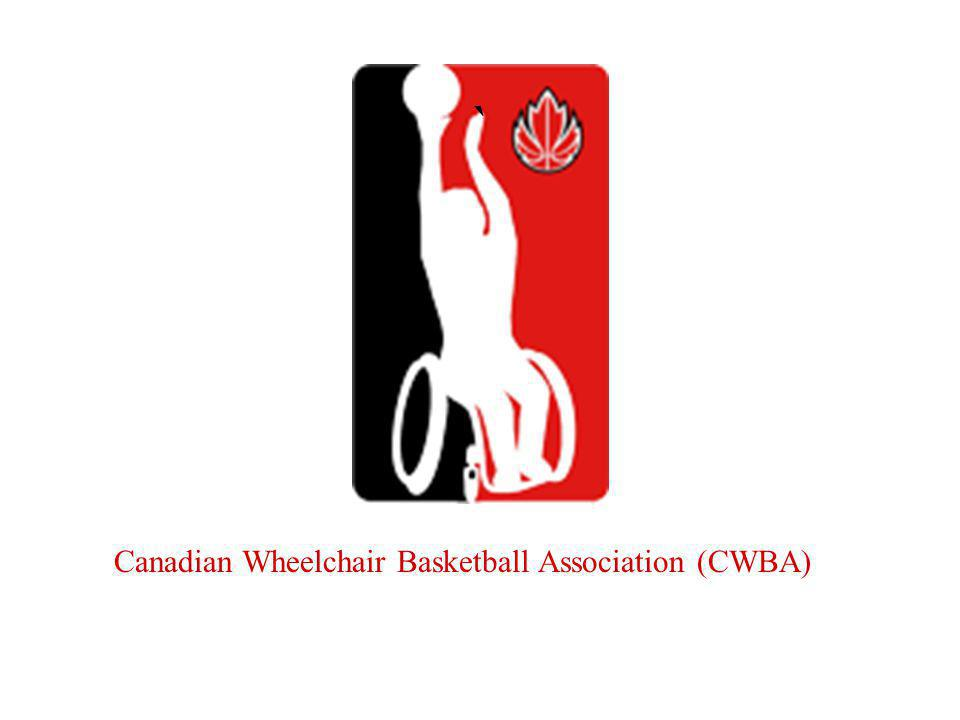 Canadian Wheelchair Basketball Association (CWBA) `