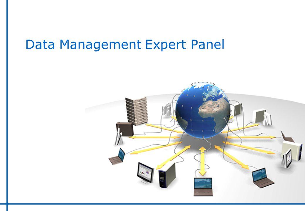 Data Management Expert Panel
