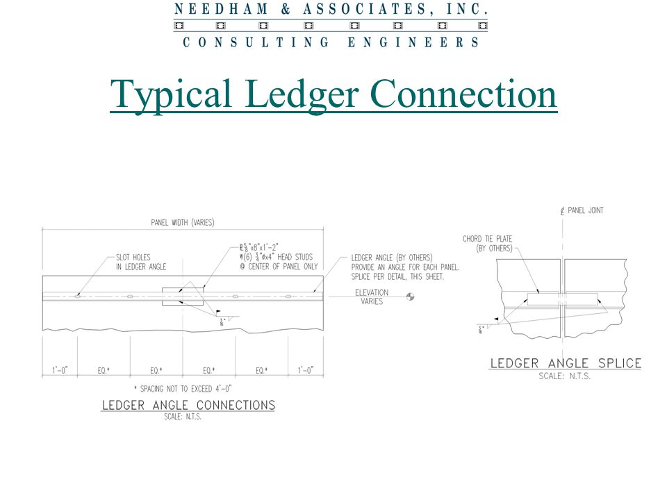 Typical Ledger Connection