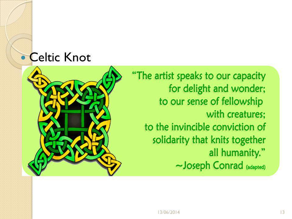 Celtic Knot 13/06/201413