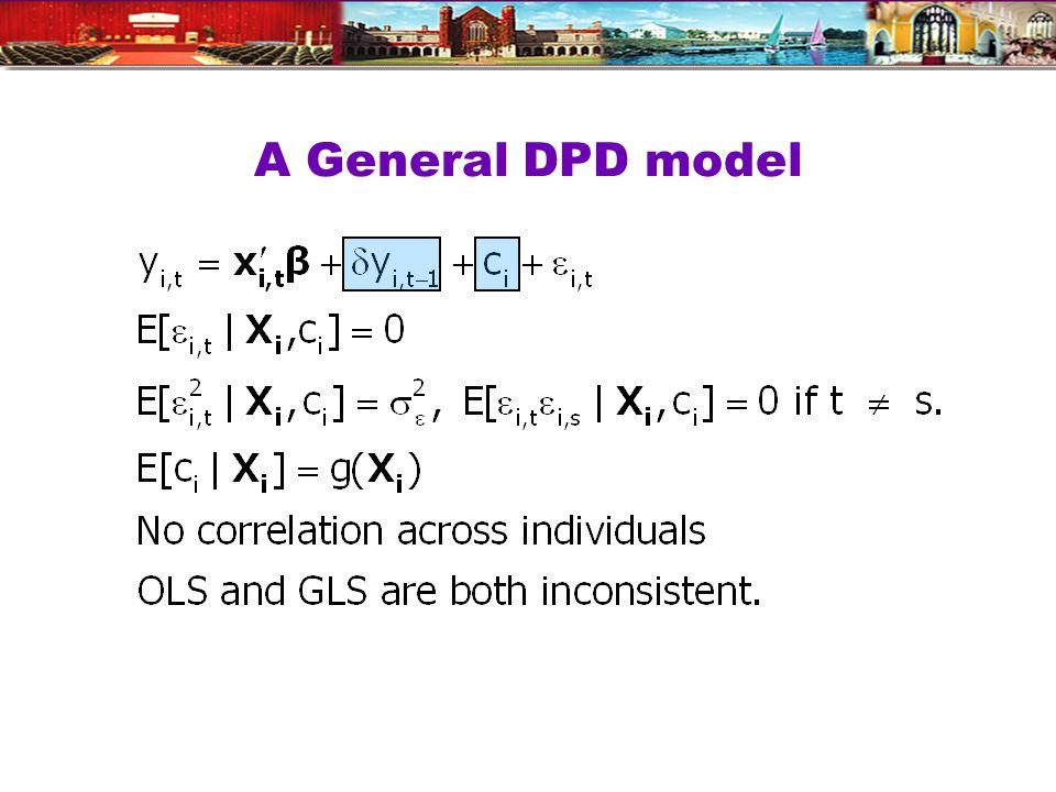 A General DPD model