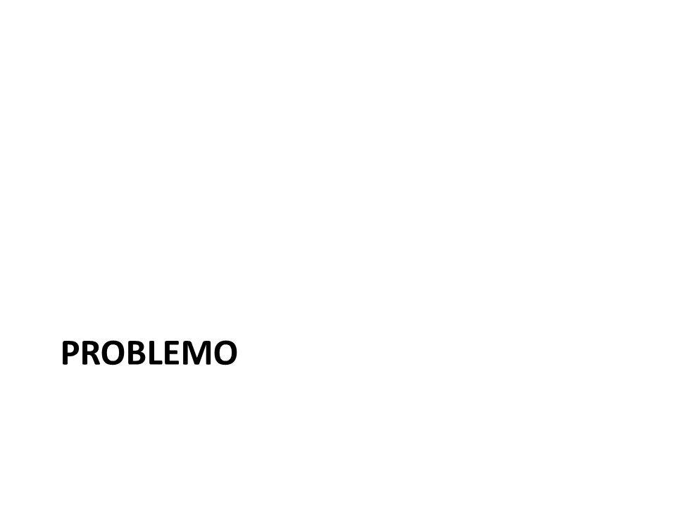 PROBLEMO