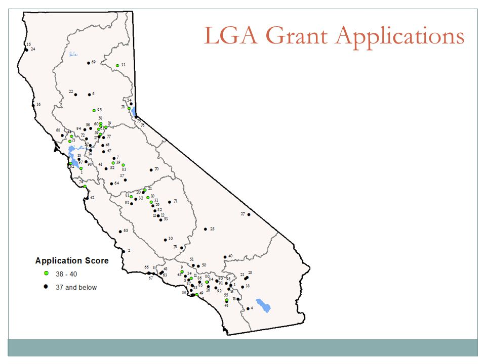 LGA Grant Applications