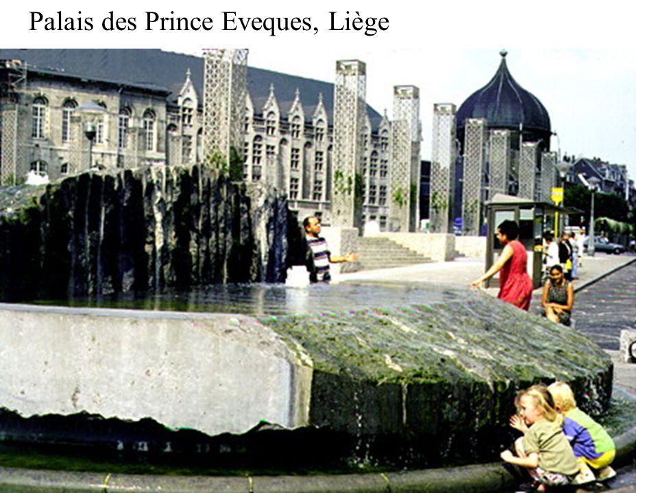 Palais des Prince Eveques, Liège