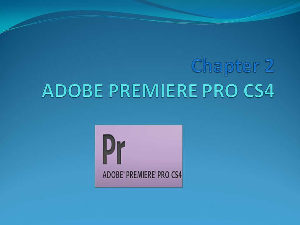 User interface Adobe video and audio applications provide a consistent, customizable workspace.