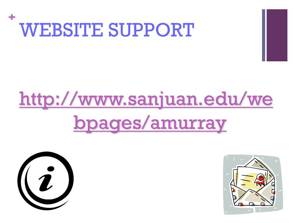 + WEBSITE SUPPORT hhhh tttt tttt pppp :::: //// //// wwww wwww wwww....