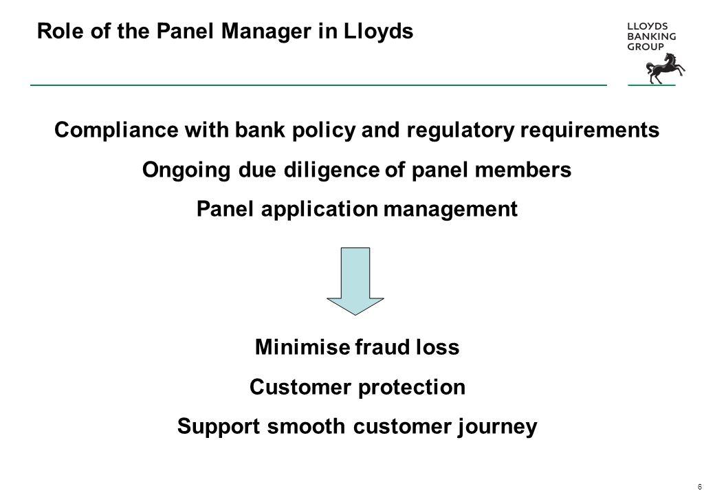 7 Panel management challenges