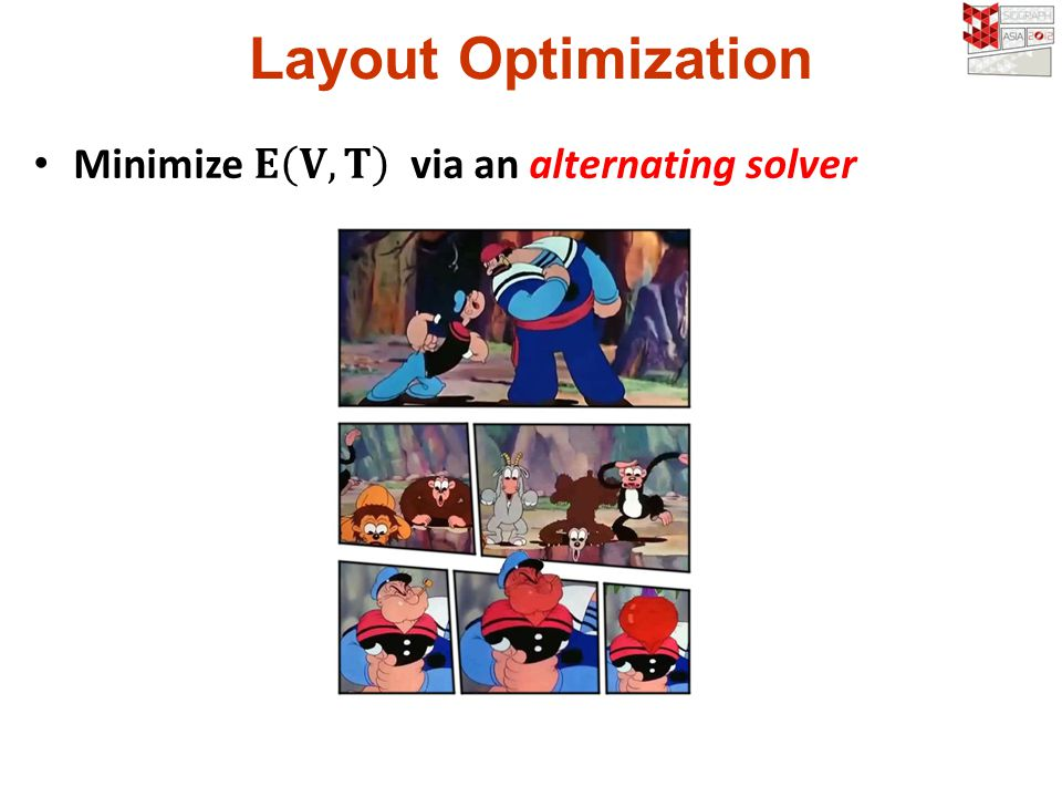 Layout Optimization