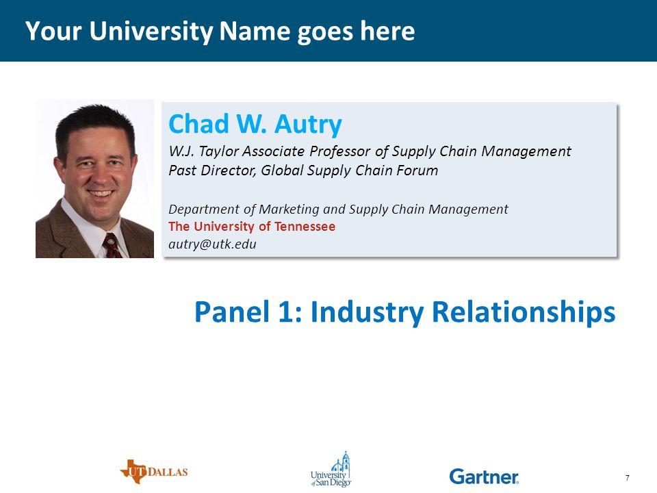 7 Chad W. Autry W.J.