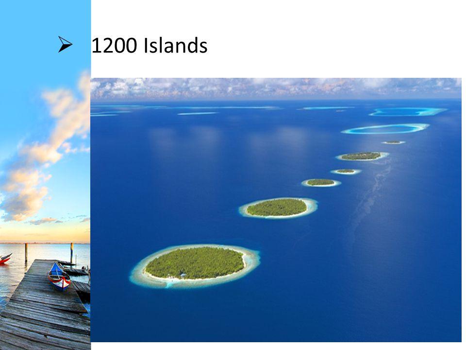 1200 Islands
