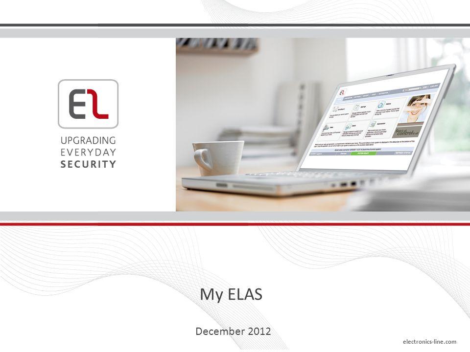 electronics-line.com My ELAS December 2012