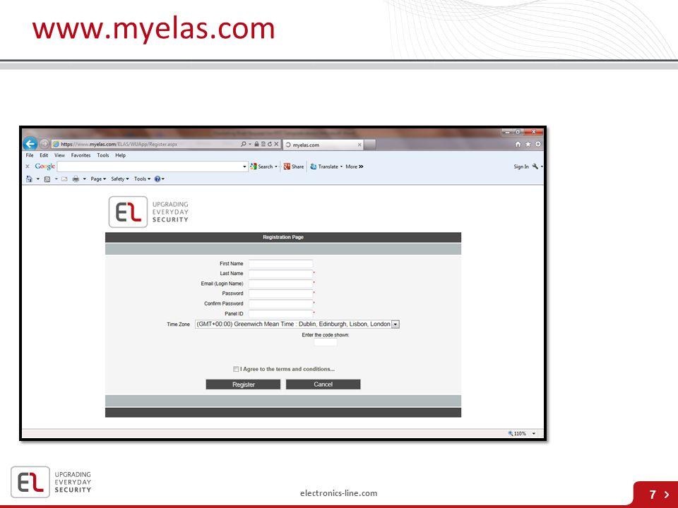 electronics-line.com www.myelas.com 7