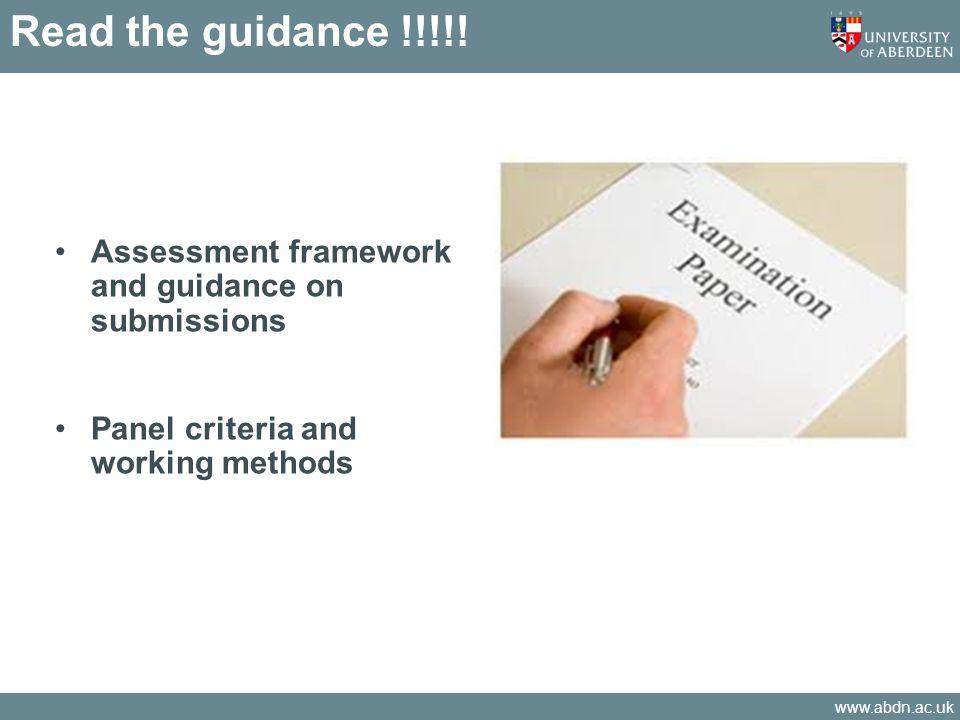 www.abdn.ac.uk Read the guidance !!!!.