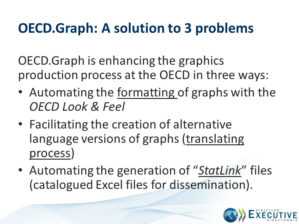 Panel Legends: Development in progress Before - 4 graphs, 4 legends: