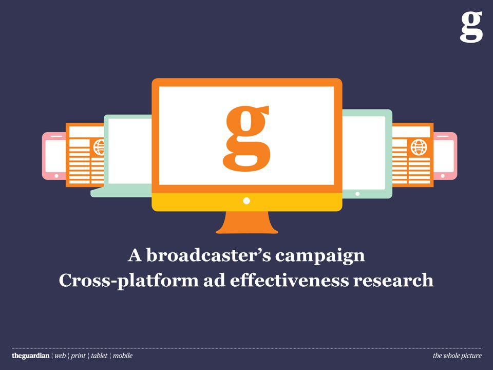 Today Reaching the right audienceAd recall and understanding Improving perceptions and prompting further action The impact of cross-media exposure