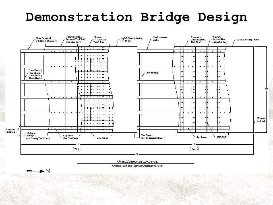 Demonstration Bridge Design