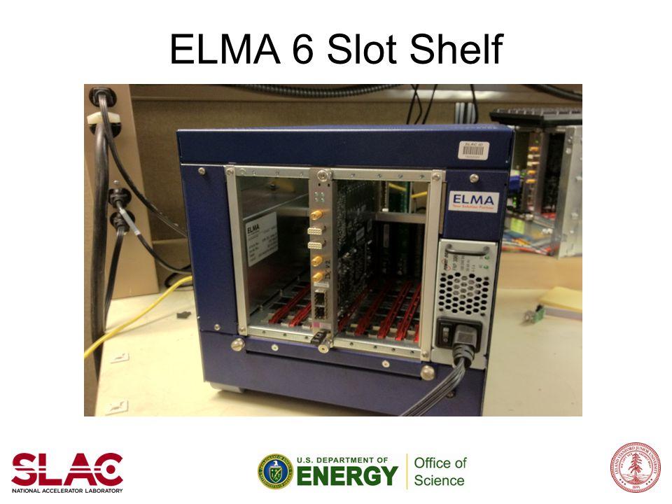 ELMA 6 Slot Shelf