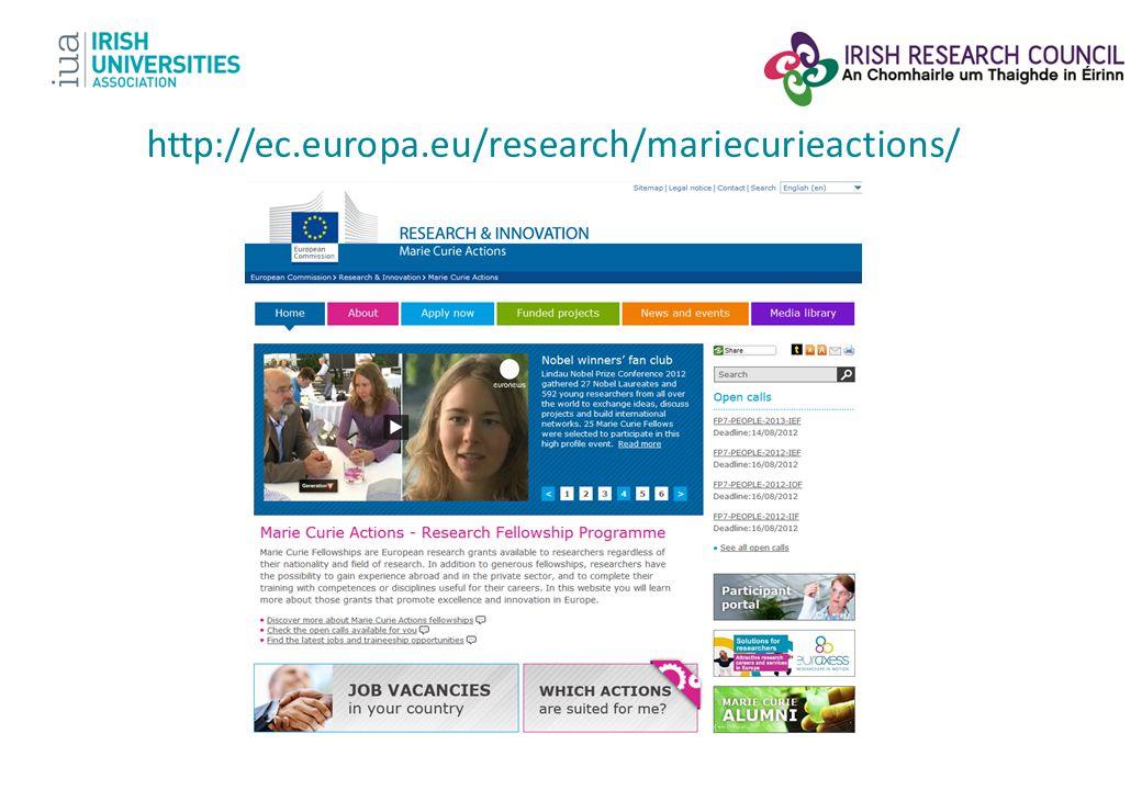 http://ec.europa.eu/research/mariecurieactions/