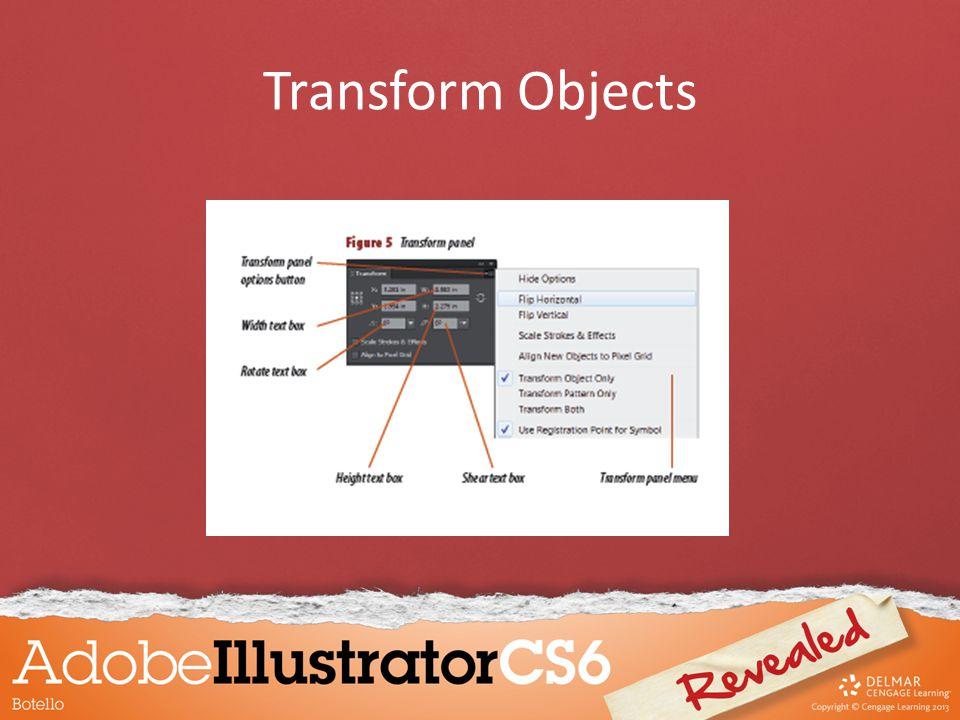 Transform Objects