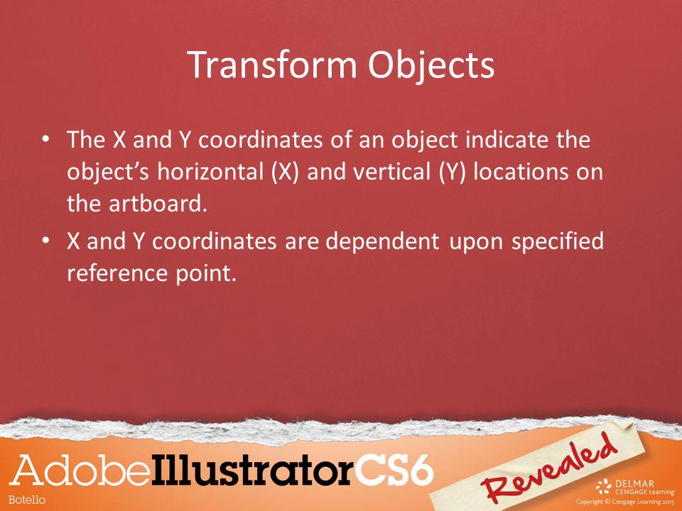 Transform Objects