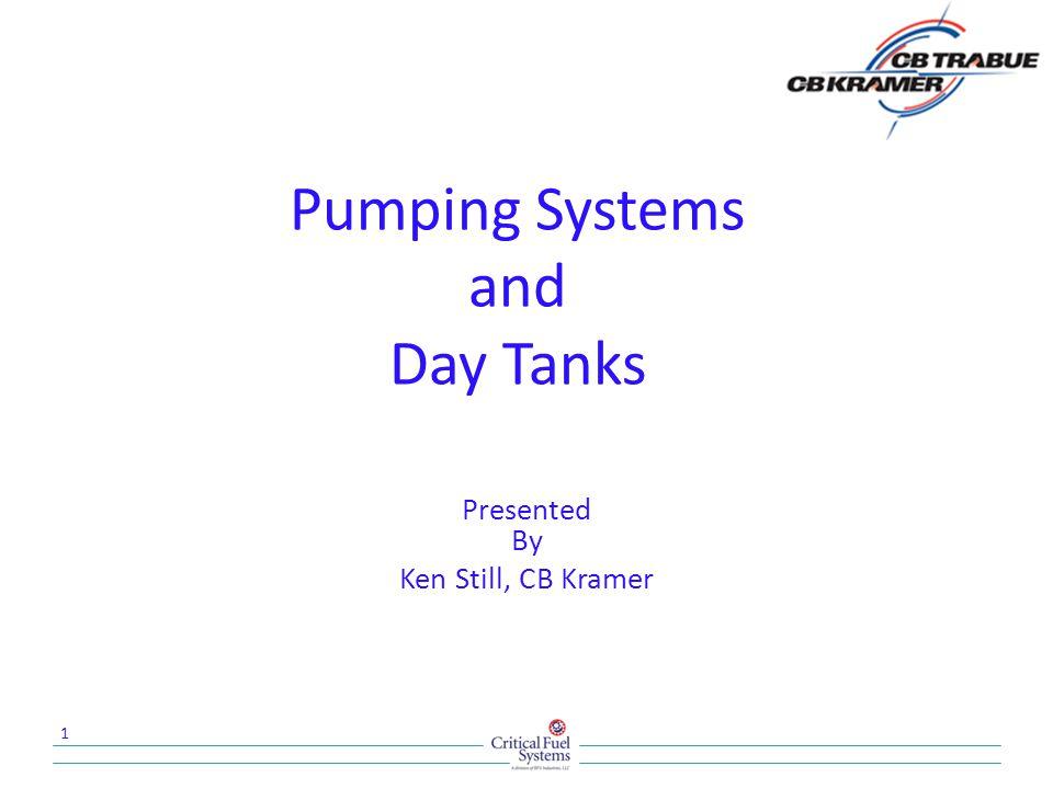 Pump and Day Tank Controls NFPA 70e 32