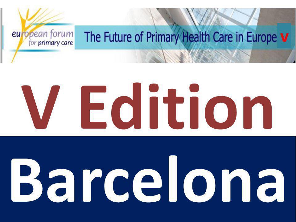 v V Edition 2014 Barcelona