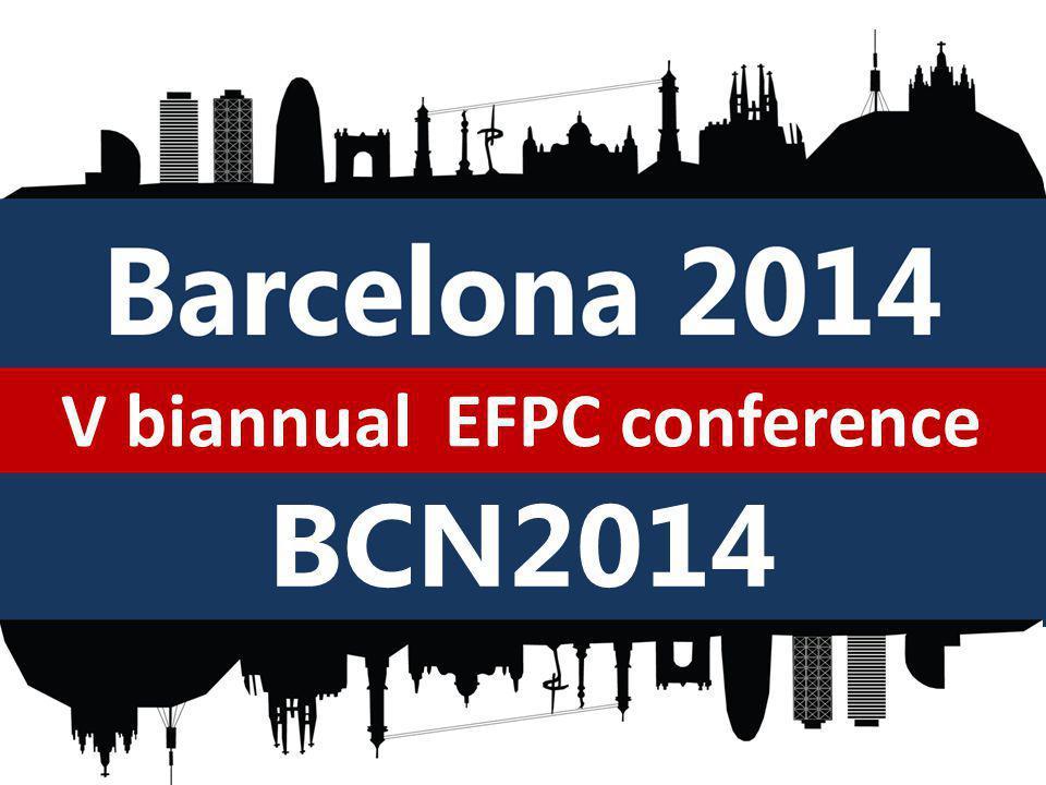 BCN2014 V biannual EFPC conference