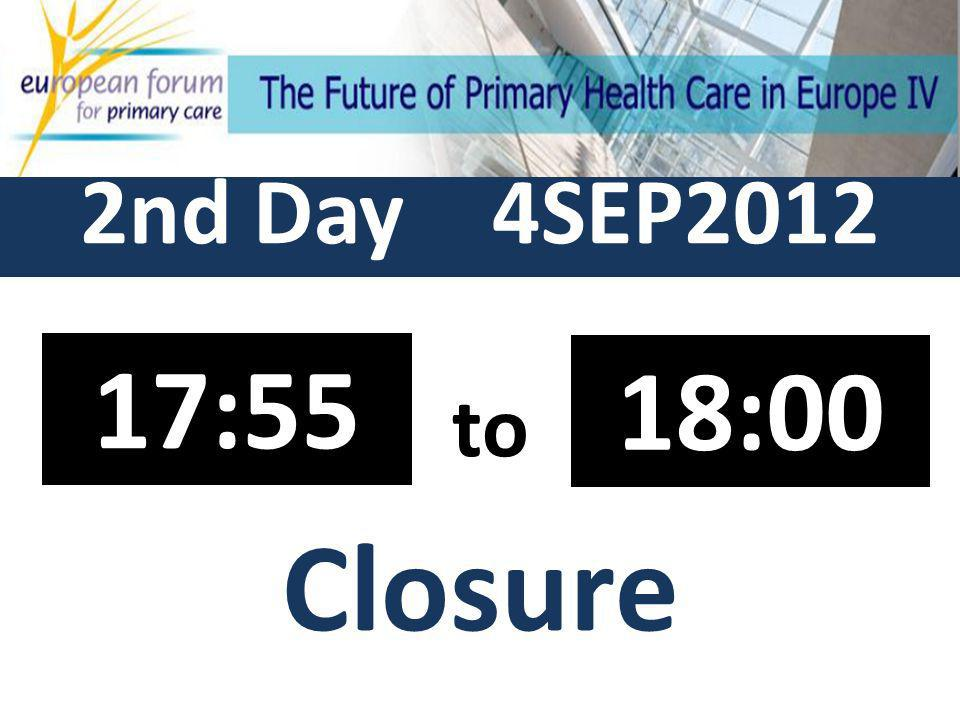 WORKSHOP Main topics Continutity of Care Typology Multimorbidity, goal-oriented care and equitiy The future of continuity