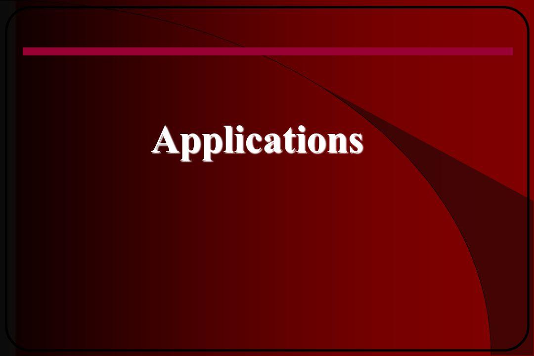 Applications Applications