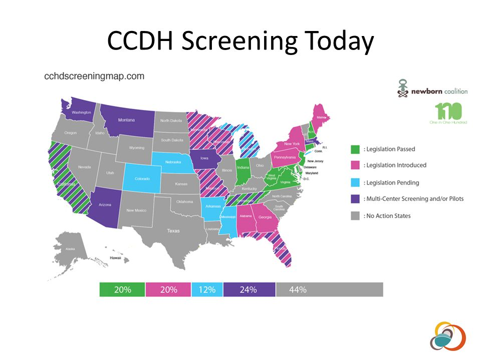 CCDH Screening Today