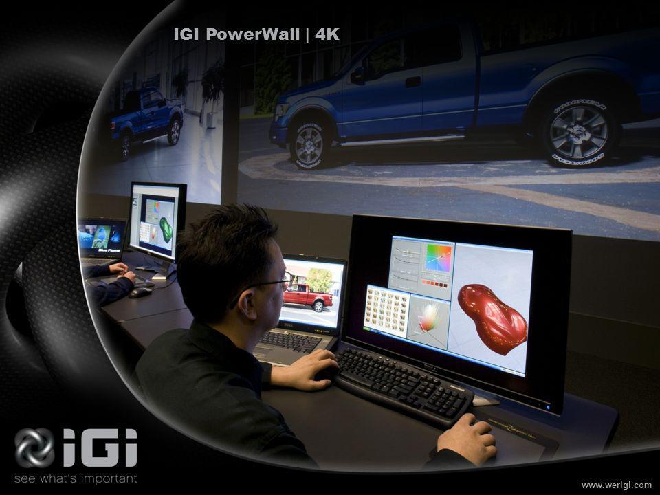 www.werigi.com IGI PowerWall | 4K