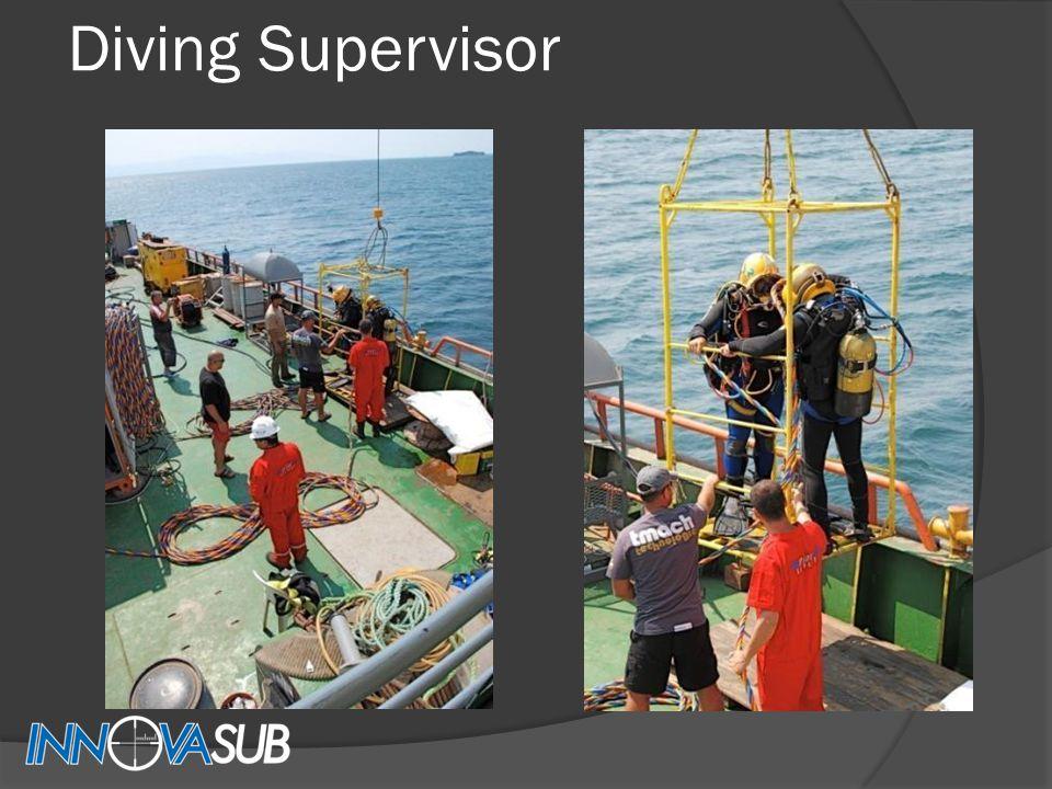 Diving Supervisor