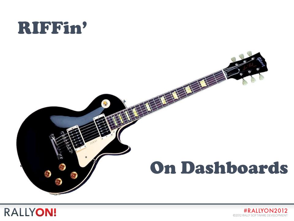 RIFFin On Dashboards