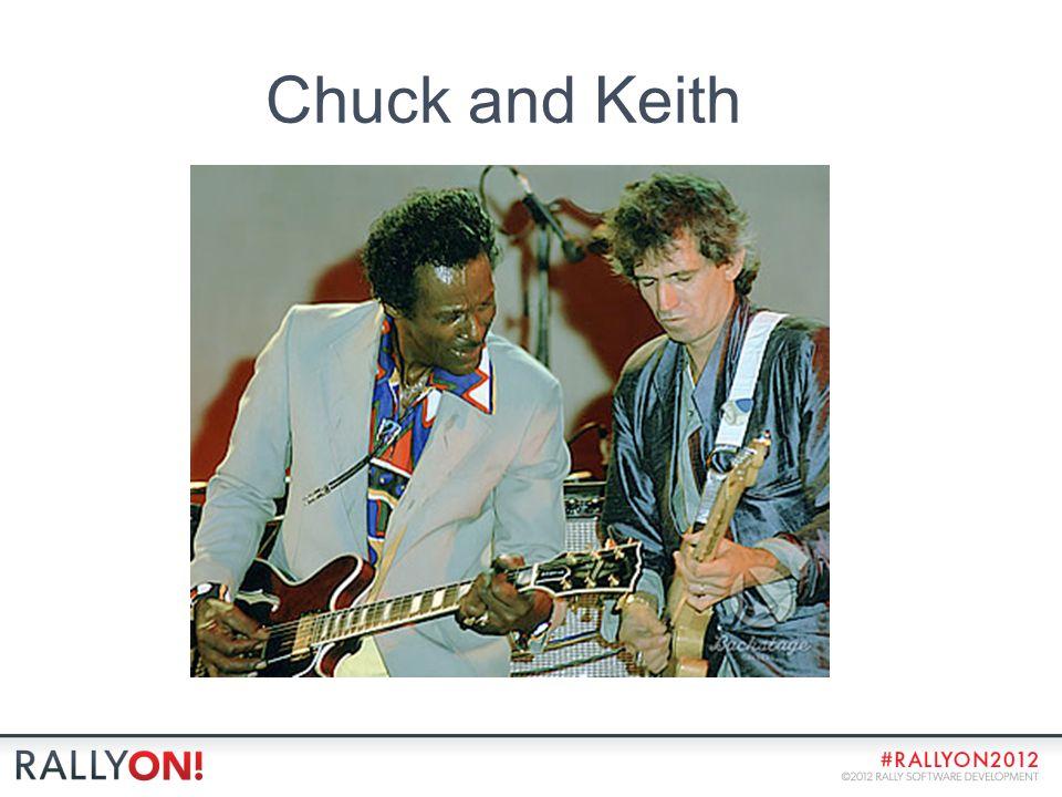 Chuck and Keith