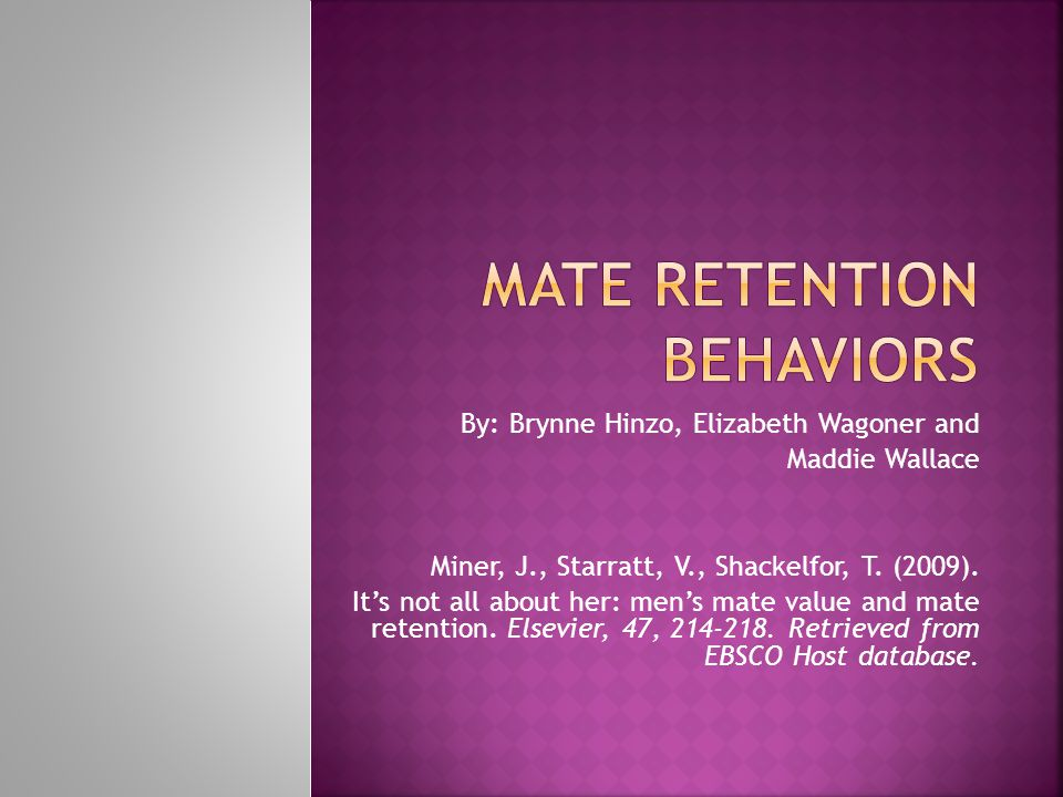 By: Brynne Hinzo, Elizabeth Wagoner and Maddie Wallace Miner, J., Starratt, V., Shackelfor, T.