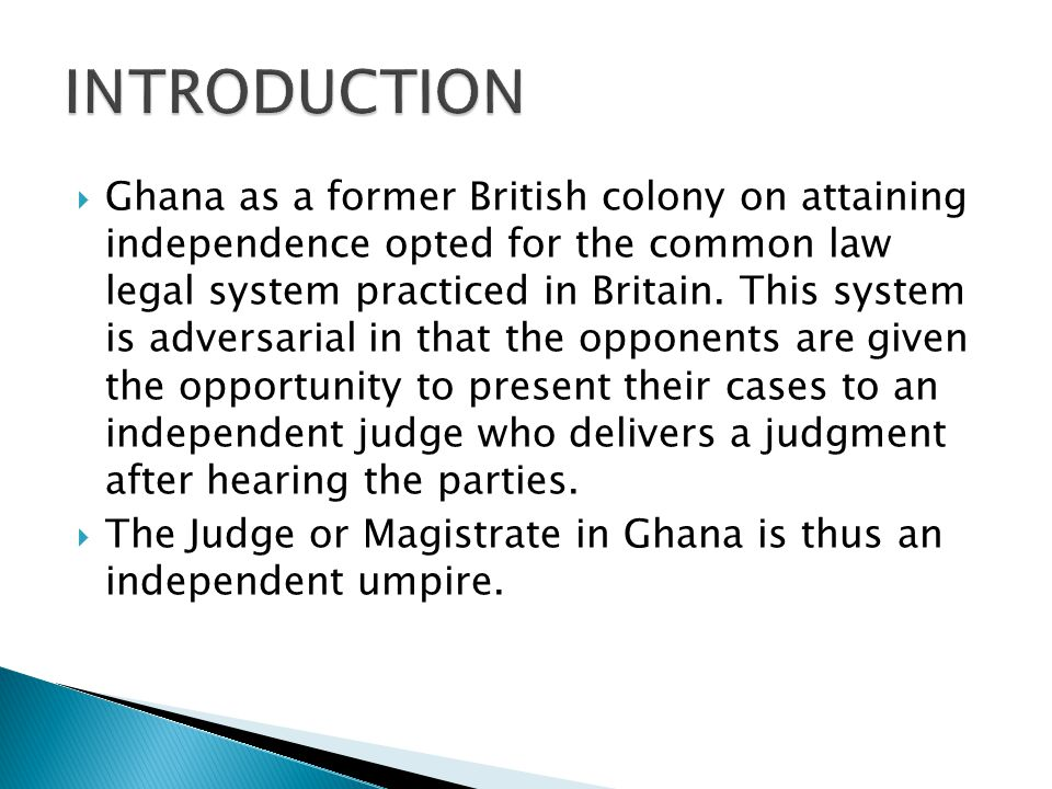 There are two categories of courts in Ghana, namely: the Superior Courts made up of the Supreme Court, the Court of Appeal, the High Court and the Regional Tribunal.