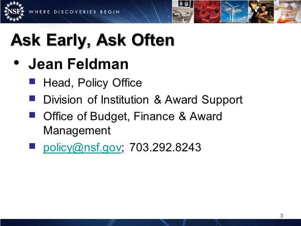 www.nsf.gov/bfa/dias/policy/rppr/ 44
