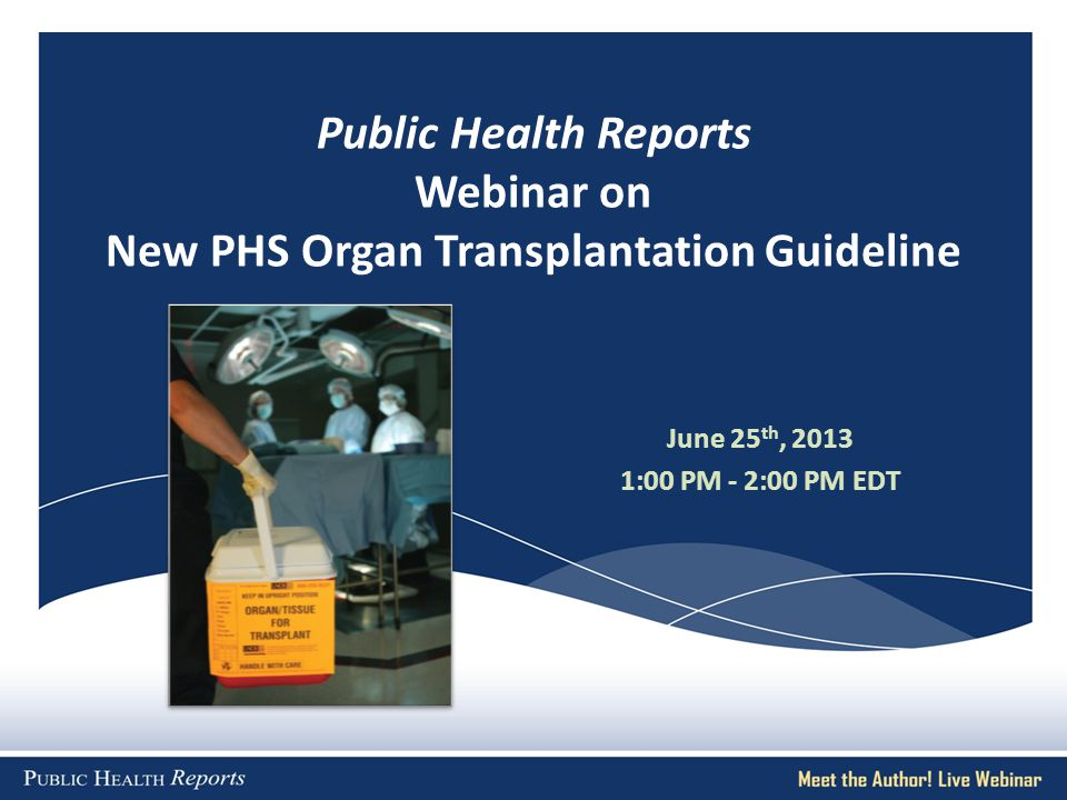 What are the Important Differences Between the 1994 and 2013 PHS Guideline.