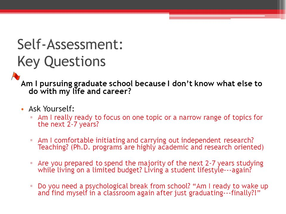 Self-Assessment: Compare Careers Empirically What jobs are you qualified for with a Bachelors degree from WPI.