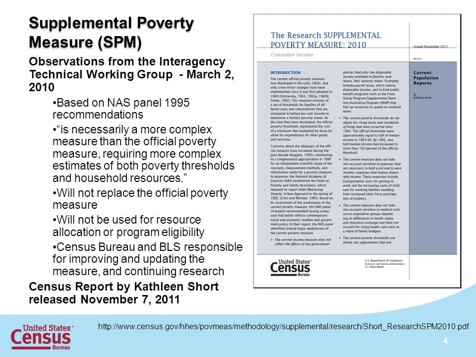 Poverty Threshold and Resources 5