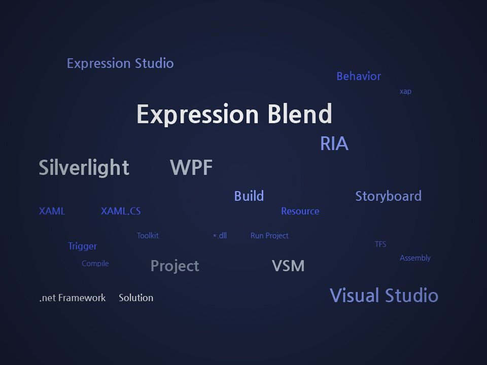 Expression Blend Layout Panel
