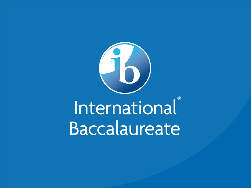 © International Baccalaureate Organization 2007 Page 5