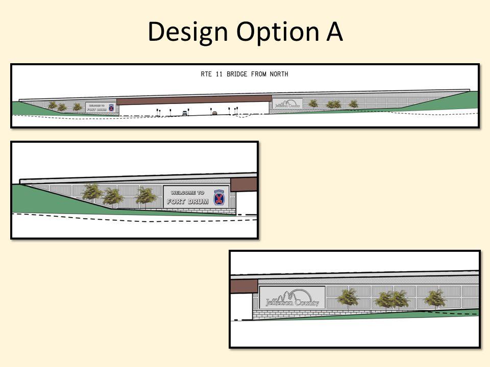 Design Option A