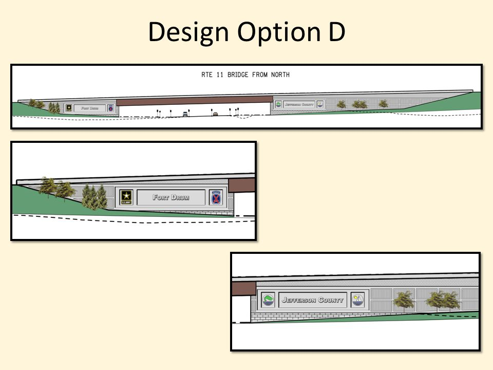 Design Option D