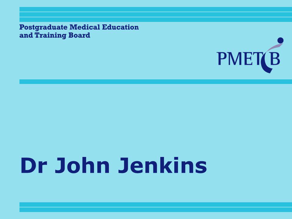 Dr John Jenkins