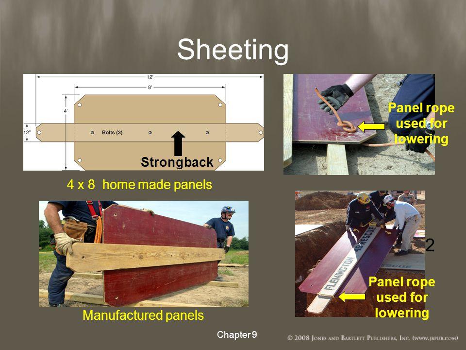 Pneumatic Shores Paratech Strut Airshore Chapter 9 Basic shore Construction