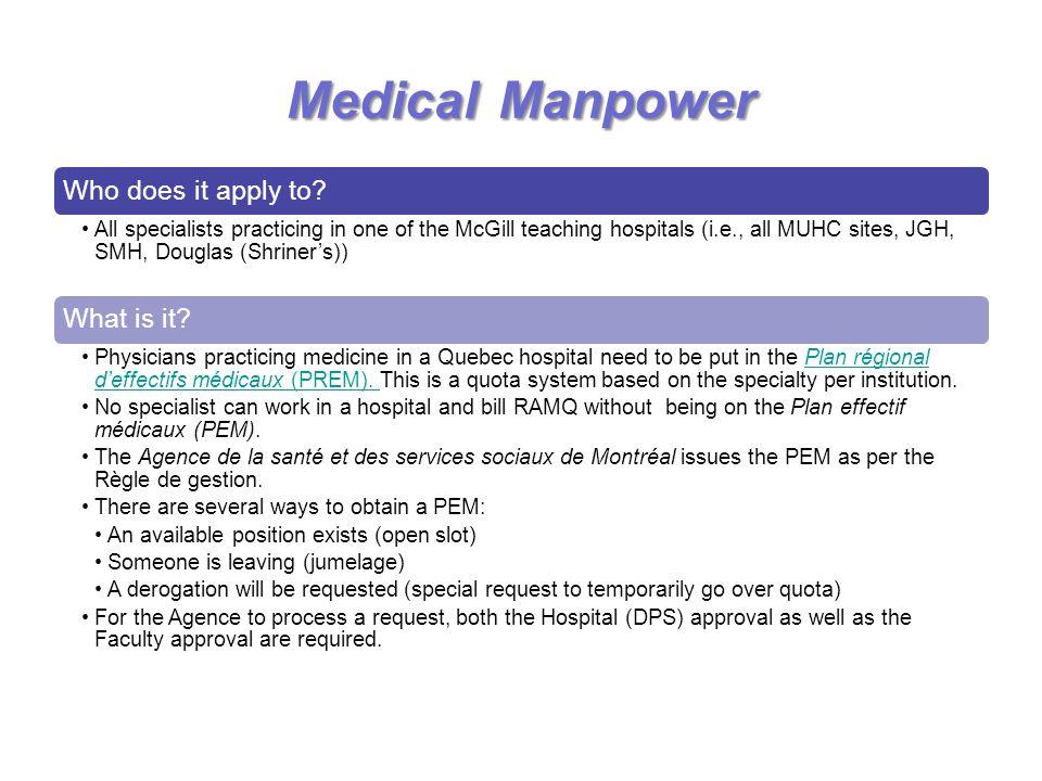MedicalManpower Medical Manpower RuisRégionÉtablissementEn placePEMPoste(s) dispo.
