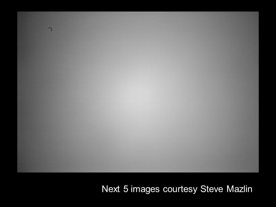 Next 5 images courtesy Steve Mazlin