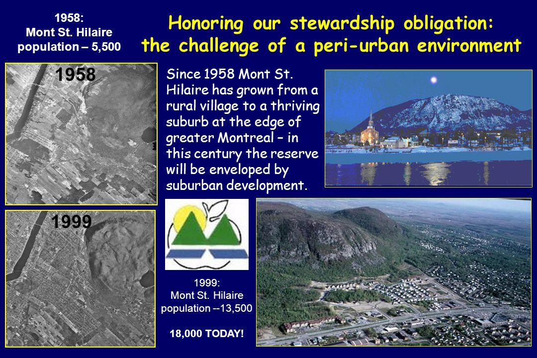 Since 1958 Mont St.
